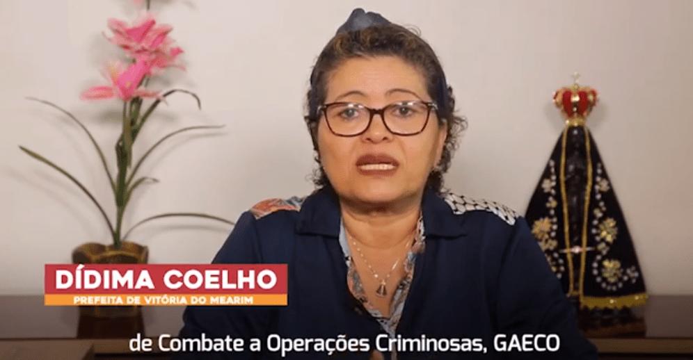 Após marido mandar prender vereadores, prefeita de Vitória do Mearim diz que não teme impeachment