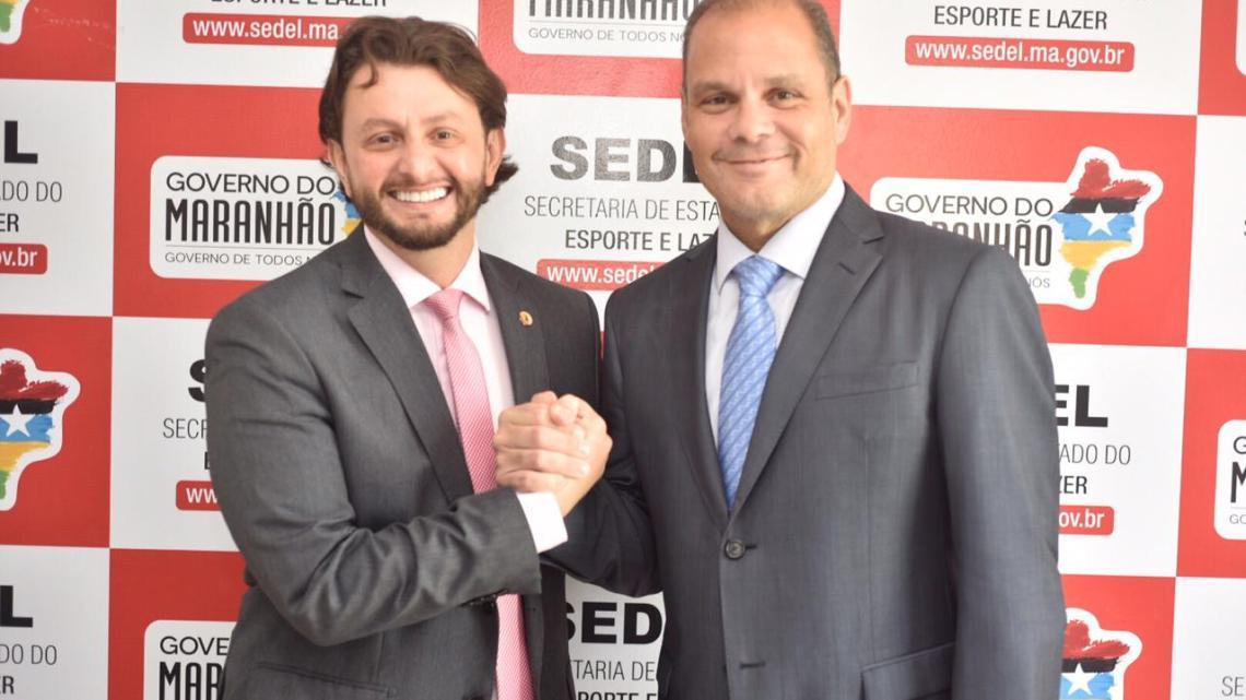 Deputado Leonardo Sá destina R$100 mil em emendas para beneficiar o esporte em Pinheiro