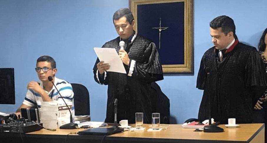 Acusado de feminicídio é condenado a 25 anos e meio de prisão na cidade de Penalva
