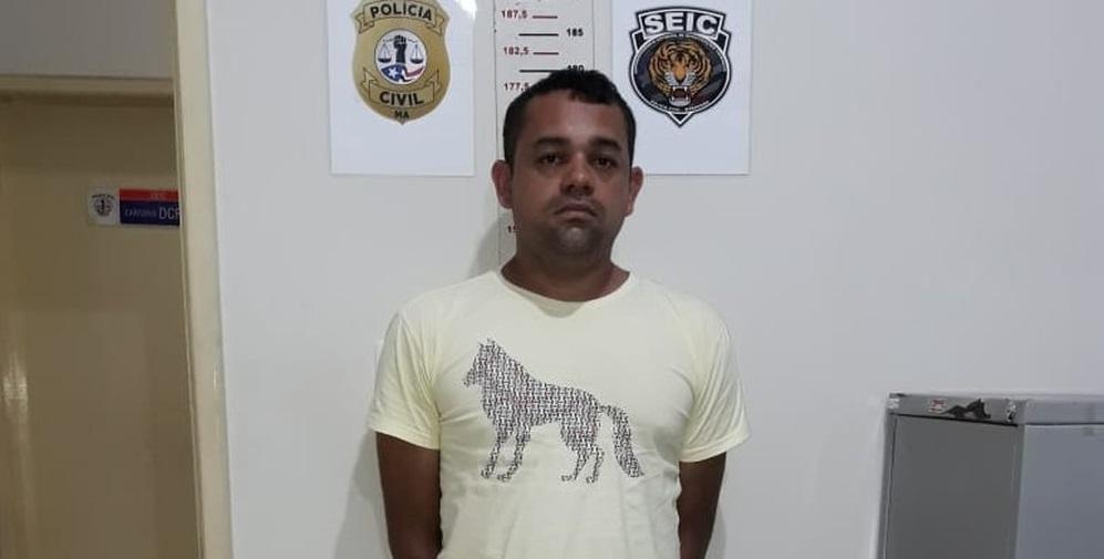 Baixada Maranhense – Polícia prende um dos suspeitos de explodir o Bradesco de Penalva
