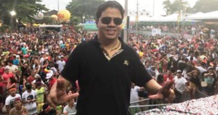 Desvalorização – Luciano Genésio ainda não pagou as bandas locais, que tocaram no carnaval de Pinheiro deste ano