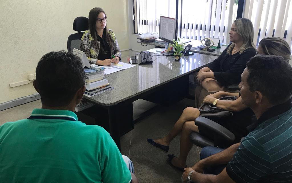Vereadora Hellen Maravilha promove encontro entre presidentes de sindicatos de Cururupu e Secretária de Estado da Agricultura, Pecuária e Pesca