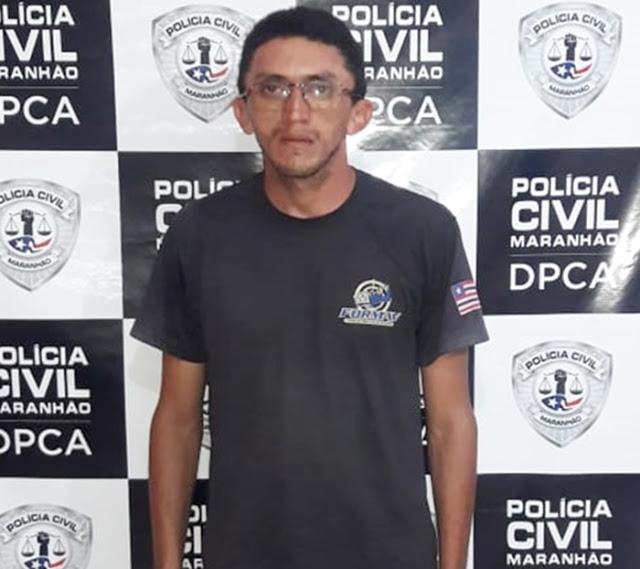 Tarado é preso após acariciar seios de menina que dormia no ônibus em São Luís