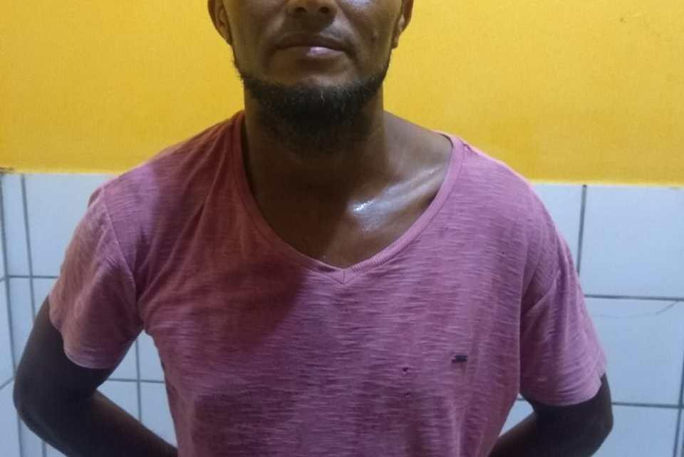 Baixada Maranhense – Polícia prende homem acusado de abusar sexualmente de sua própria filha em São Vicente Ferrer