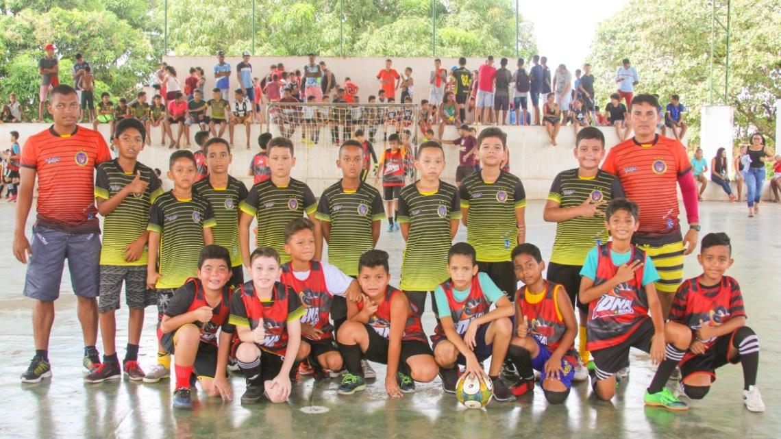 Centro de formação de atletas Turilandenses completa quatro anos de atividades