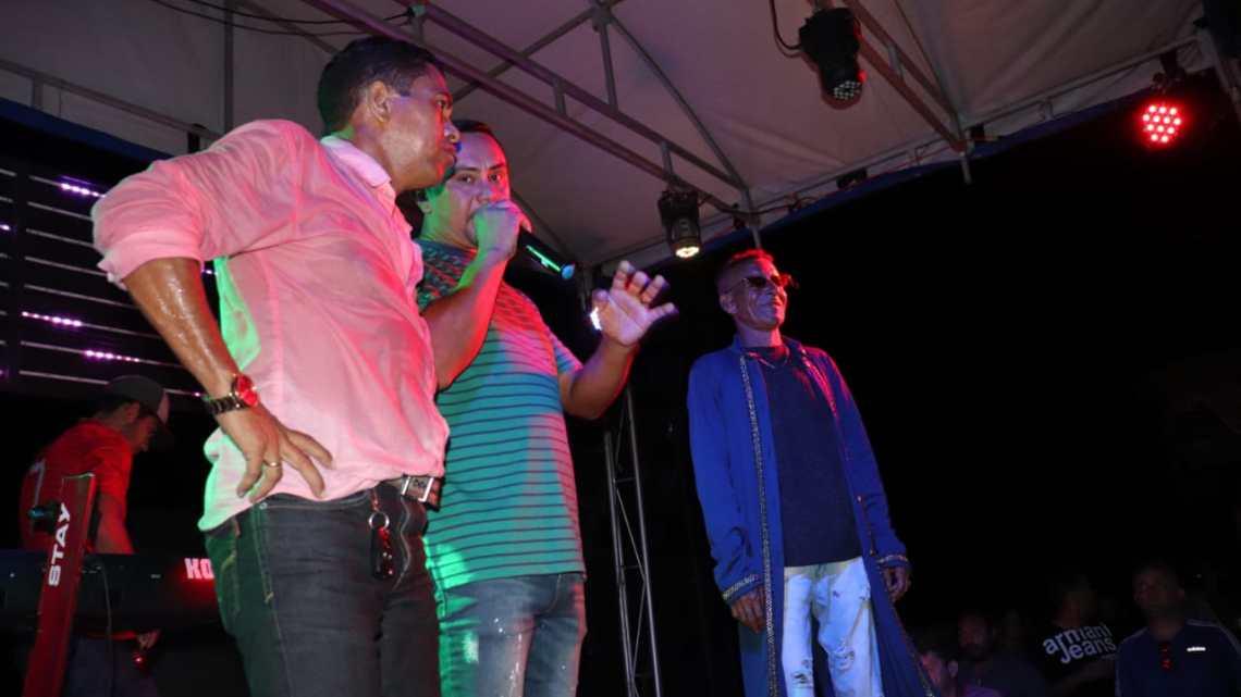 Santa Helena – Vereador Márcio 10 apoia e participa da festa de aniversário da chapecoense futebol clube no povoado São Joaquim