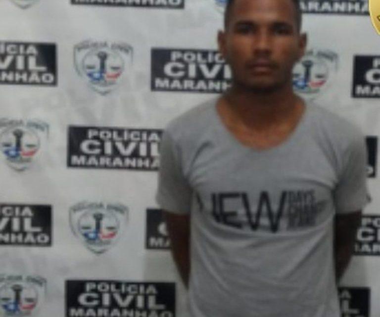 Polícia prende homem suspeito de estuprar e matar duas mulheres no interior do Maranhão