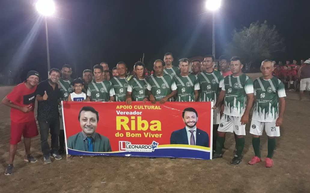 Pinheiro – Vereador Riba do Bom Viver realiza mais uma grande programação esportiva, desta vez no polo Bom viver, confira