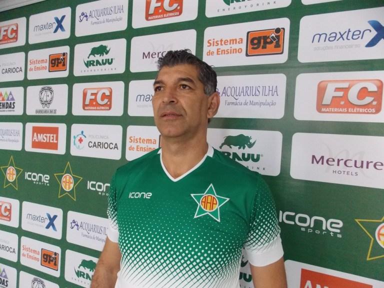 Técnico do Rio de Janeiro é anunciando no PAC para a temporada 2020
