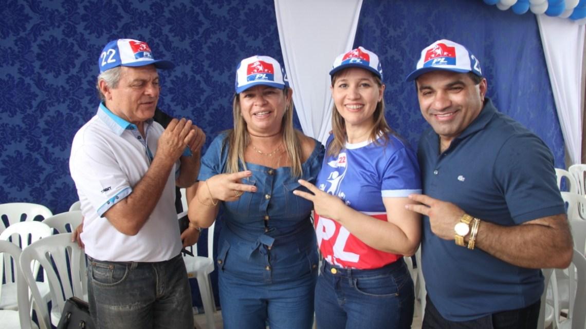 Cururupu – Provisória do PL é constituída e membros iniciam processo de filiação partidária no município