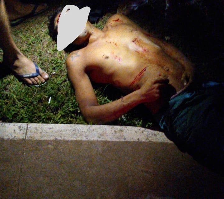 Urgente – Homem é morto a tiros na noite desta segunda-feira (02), em Pinheiro