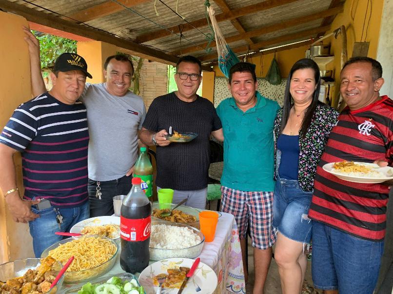 Presidente Sarney – Ao lado de amigos e familiares, Dominguinhos Pintor comemora mais um ano de vida neste domingo (19)
