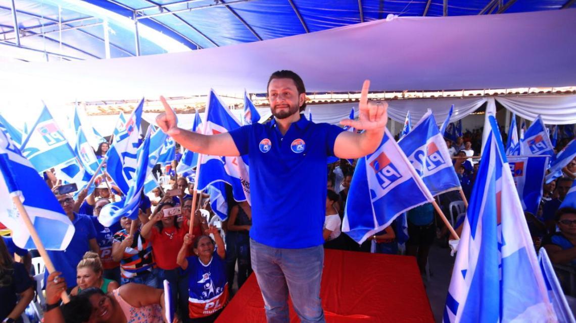 Eleições 2020 – Leonardo Sá continua sendo o pré-candidato mais bem avaliado pela população, e deverá se tornar o próximo prefeito de Pinheiro