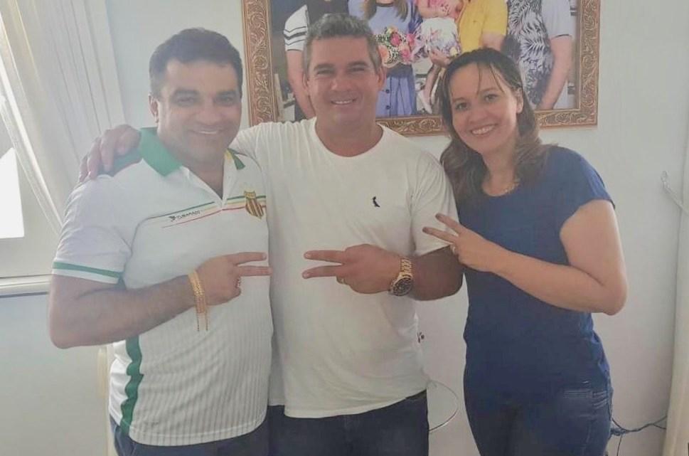 Pré-candidato a vereador Gean Freitas reúne com casal de deputados Josimar Maranhãozinho e Detinha que reafirmam apoio a seu projeto