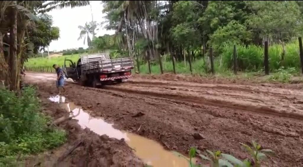 Moradores da zona rural de Pinheiro, sentem na pele os impactos negativos da catastrófica gestão de Luciano Genésio