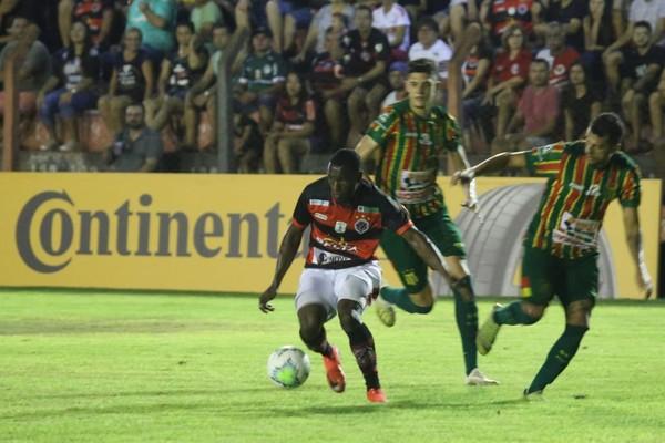 Sampaio não era eliminado na primeira fase da Copa do Brasil há sete anos