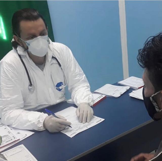 Dr. Leonardo Sá solicita a implantação de um polo de produção de EPI's no Maranhão