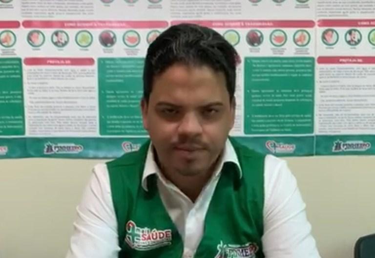 COVID-19 – Método de desinfecção anunciado por Luciano Genésio, não invalidaria o vírus dentro do corpo humano segundo a ANVISA, veja o alerta