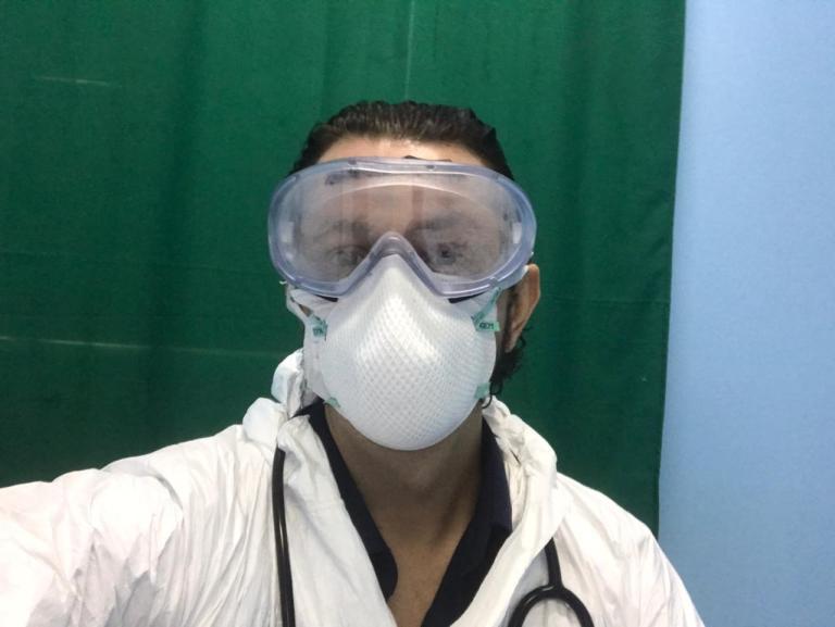 Dr. Leonardo Sá testa positivo para COVID-19