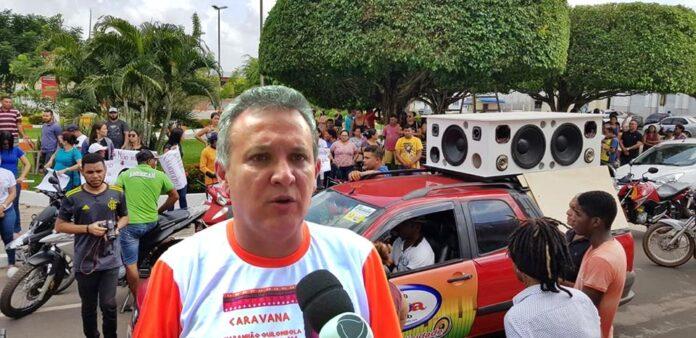 Prefeito de Santa Helena, Zezildo Almeida dorme sonhando com reeleição mas acorda com a realidade, vários protestos por parte da população