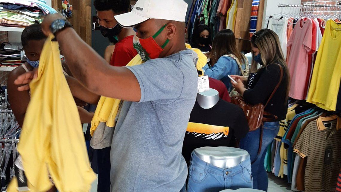 Com muitas novidades e ofertas, loja Edge Clothing reabre suas portas no centro de Pinheiro