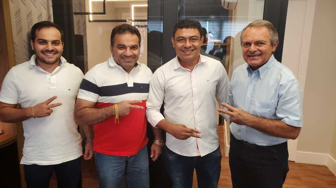 Eleições 2020 / Pré-candidato pelo PL, Aldo Brow caminha a passos largos rumo à prefeitura de Porto Rico do Maranhão