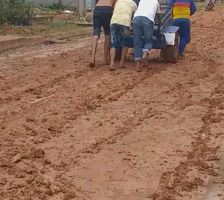 Descaso, descaso e descaso – Veja a triste e cruel realidade da infraestrutura de Pinheiro