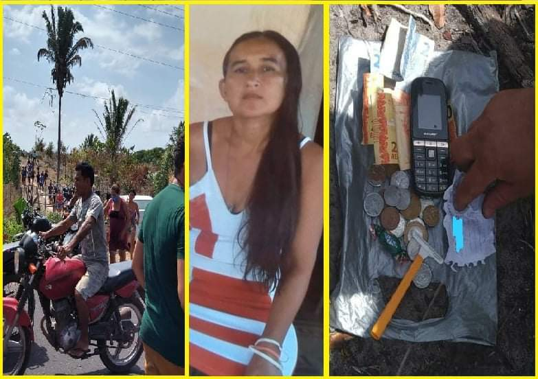Encontrado corpo de mulher que estava desaparecida desde o último sábado na zona rural de Cedral-Ma