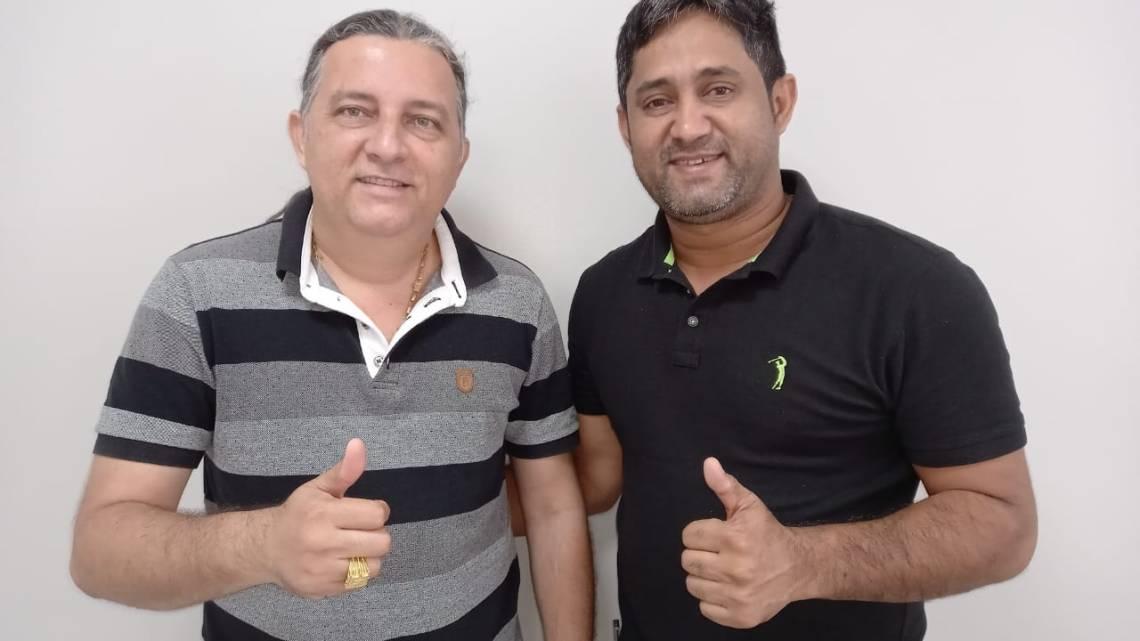 Toca Serra reúne-se com presidente do ITERMA Junior Verde, e firma parceria para regularização fundiária do município de Pedro do Rosário