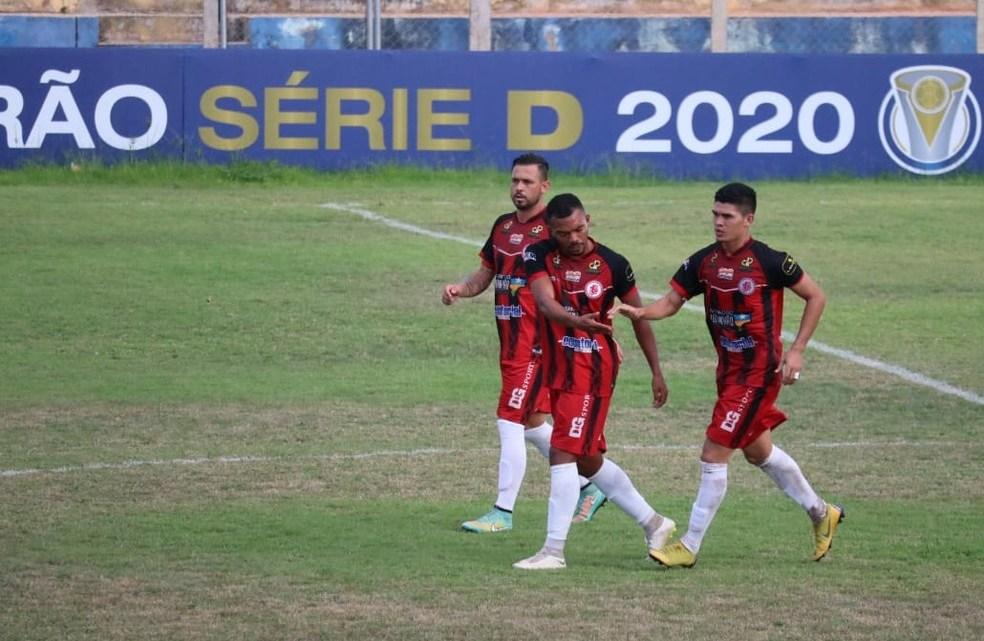 Juventude e Floresta ficam no empate na ida das oitavas de final da Série D do Brasileiro