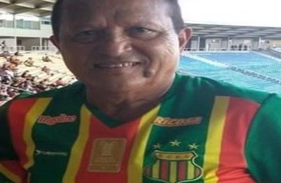 Morre Batista Oliveira, diretor do Sampaio nos últimos 14 anos
