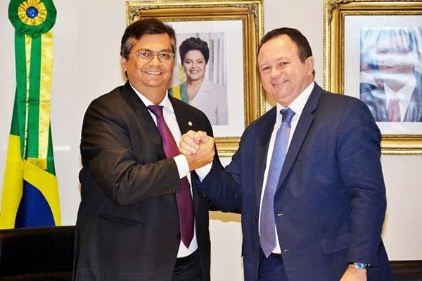Flávio Dino afirma que Carlos Brandão será o próximo governador do Maranhão e que ele entregará as obras em andamento do seu governo