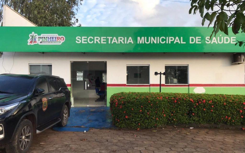 Urgente! Polícia Federal faz operação contra desvios na saúde de Pinheiro