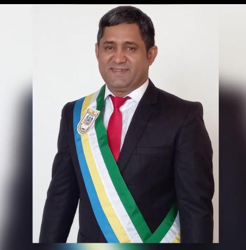Prefeito de Pedro do Rosário Toca Serra tem número de celular clonado, e alerta para que qualquer pedido em seu nome seja desconsiderado