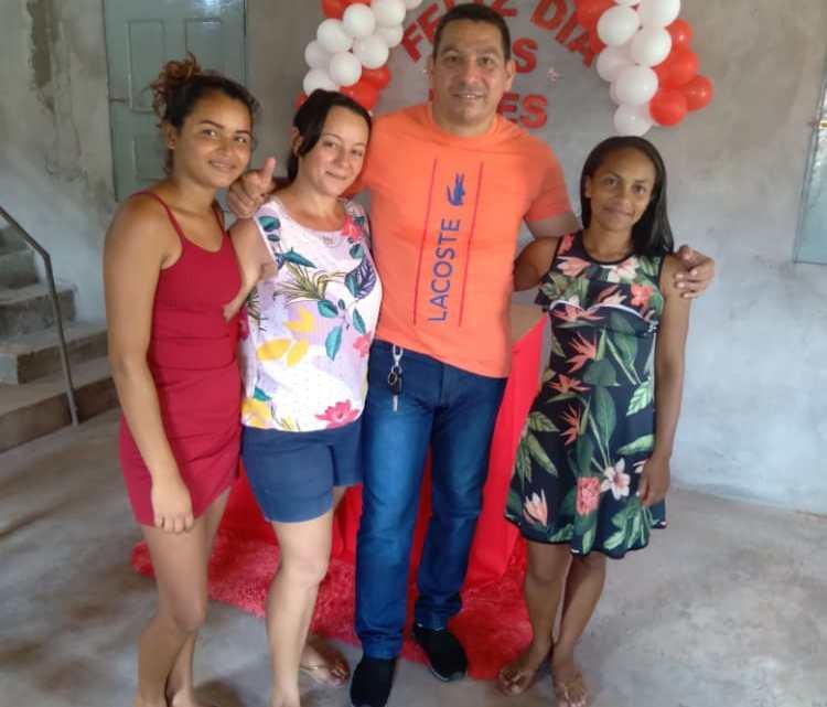 Pinheiro – Vereador Jaelson Araújo faz visita à zona rural e homenageia mães de vários povoados