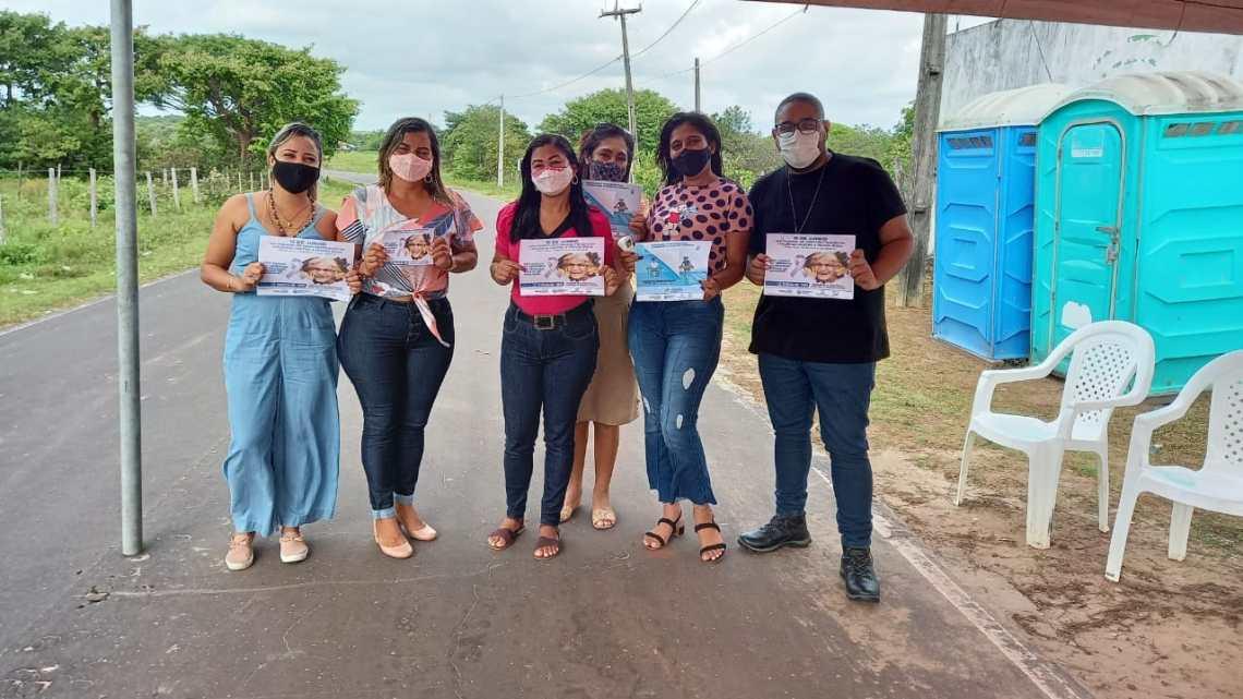 Prefeitura de Porto Rico realiza campanhas de combate ao trabalho infantil, e conscientização da violência contra a pessoa idosa
