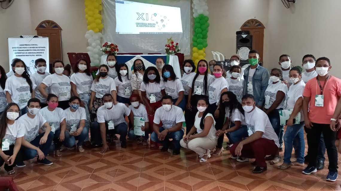 Prefeitura de Pedro do Rosário realiza a XI Conferência de Assistência Social