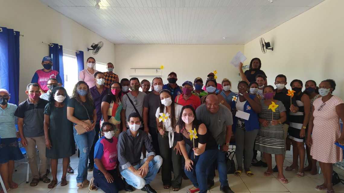 Prefeitura de Pedro do Rosário, realiza capacitação das ações estratégicas do programa de erradicação do trabalho infantil