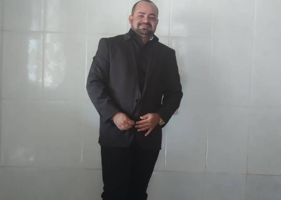Alcântara – Vereador Marivaldo Campos recebe felicitações de amigos e familiares, pela passagem de seu aniversário