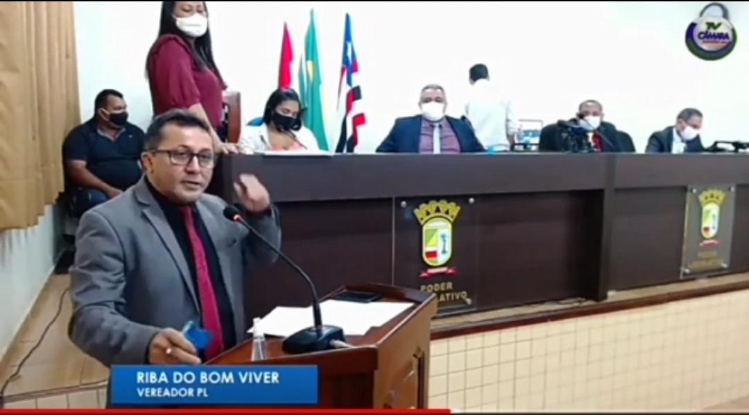 Vereador Riba do Bom Viver, solicita construção de matadouro público Municipal em Pinheiro