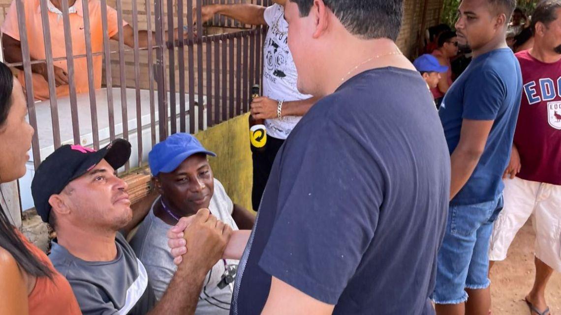 Pinheiro – Durante final de semana, vereador Felipe de Chicão cumpre importante agenda na zona rural e reafirma compromisso com moradores