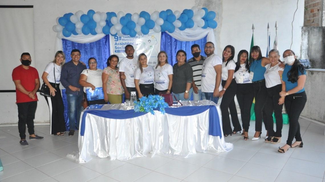 Prefeitura de Porto Rico, realiza 9ª Conferência Municipal de Assistência Social, veja