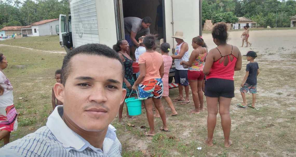 Em Porto Rico do Maranhão, moradores dos povoados Sumauma, Estivinha, e Cumaru são beneficiados com mais uma etapa do programa Peixe na Mesa