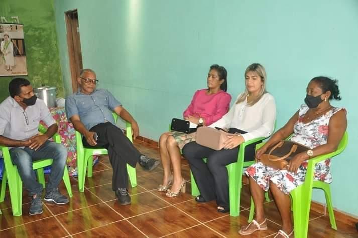 Prefeitura de Porto Rico promove capacitação aos presidentes de comunidades quilombolas do Município