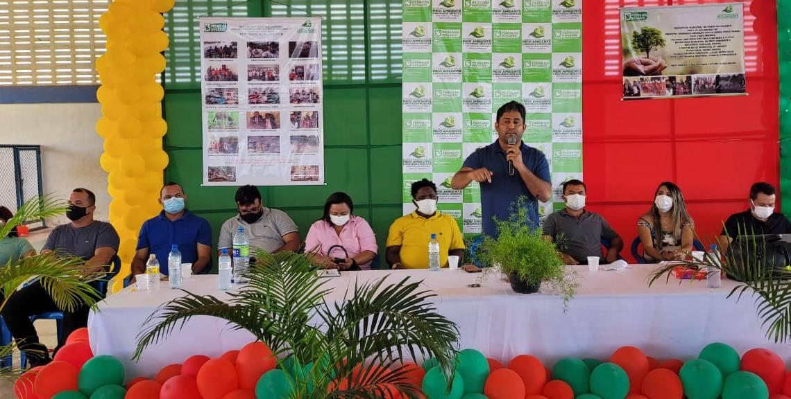 Prefeitura de Pedro do Rosário realiza Audiência Pública, para discutir a Preservação Ambiental no Município