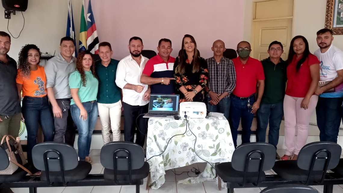 Prefeitura de Pedro do Rosário realiza Audiência Pública, referente a execução orçamentária do segundo quadrimestre do exercício financeiro de 2021