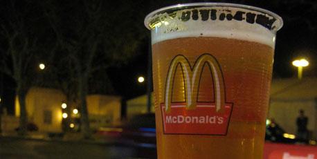 O McDonald's ao redor do mundo