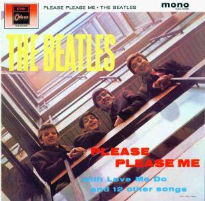 Please Please Me mono