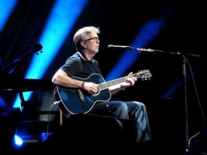 Eric Clapton at RAL maio 2013 II