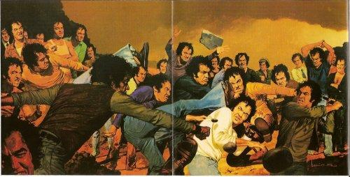 1976 - Banda Dos Contentes - Encarte Interno